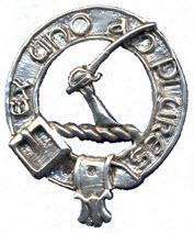 crest on white